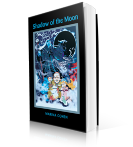 Shadow of the Moon - book