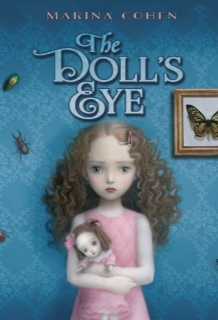 THE DOLL'S EYE COVER REVEAL!