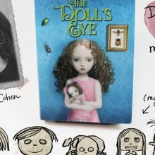 Praise for The Doll's Eye!