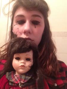 super lady doll