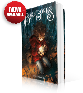A Box Of Bones by Marina Cohen