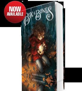 A Box Of Bones by Marina Cohen
