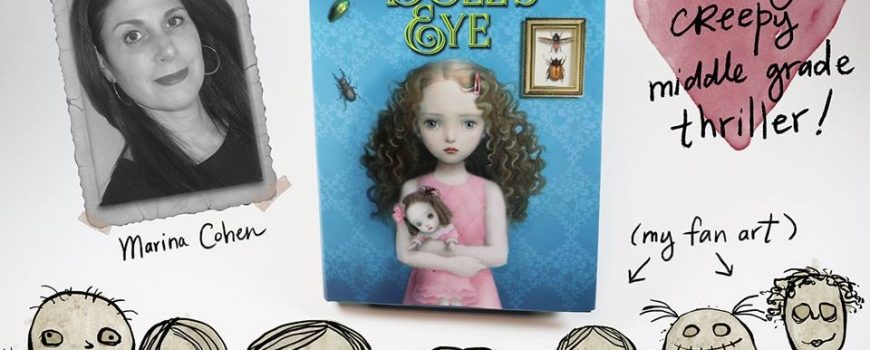 Praise for The Doll's Eye!