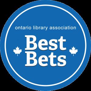 OLA Best Bets Award Winner - sticker