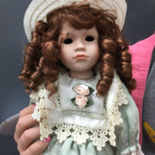 Creepy Doll Contest!