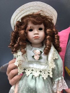 Creepy Doll Contest!
