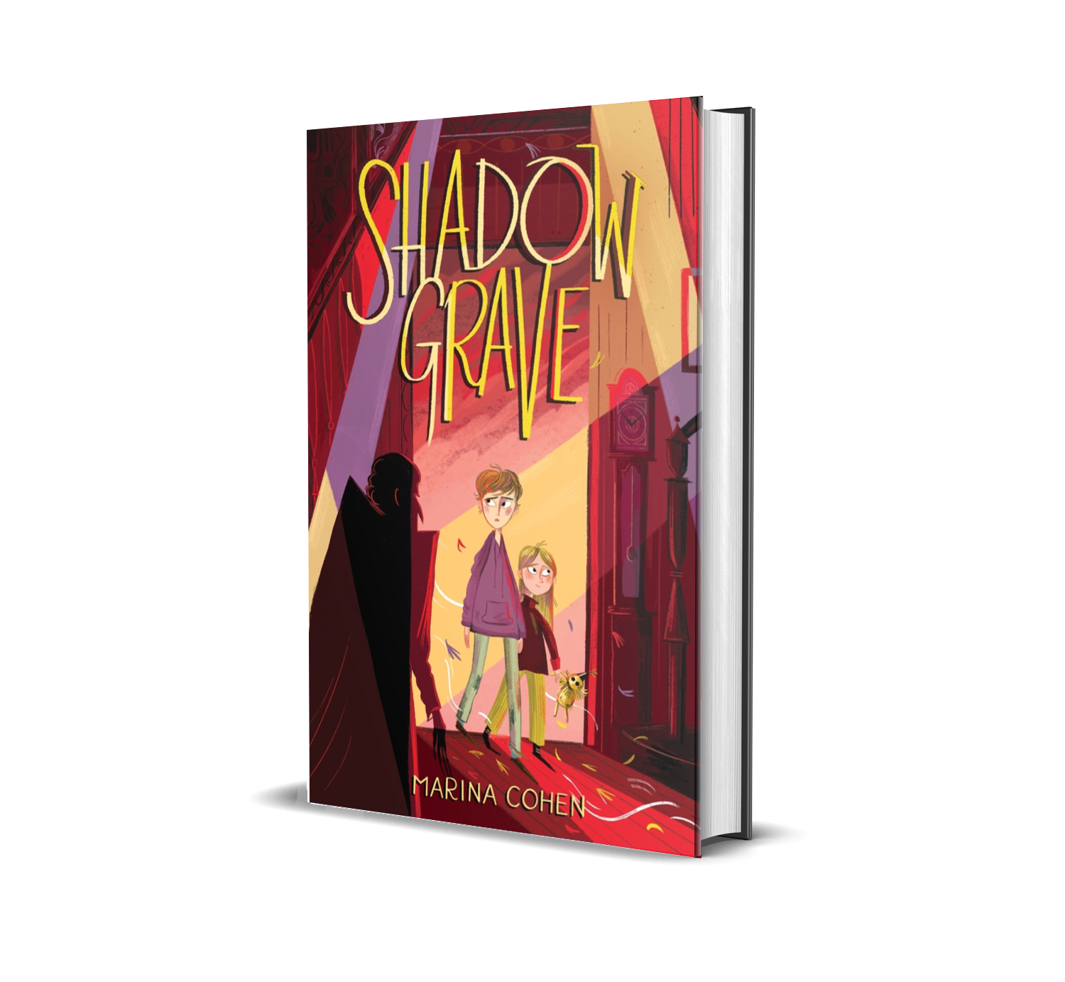 Shadow Grave, by Marina Cohen